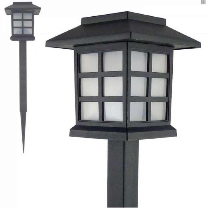 Jual Lampu Taman Led Creative Energi Solar Power Lampu Hias Taman Online April 2021 Blibli