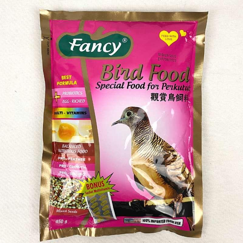 Jual Cmk Makanan Burung Fancy Bird Perkutut 450gr Online Desember 2020 Blibli