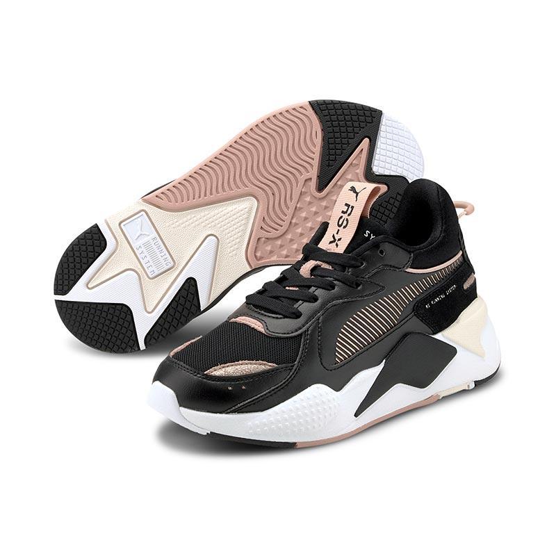 PUMA Women RS X Mono Metal Shoes