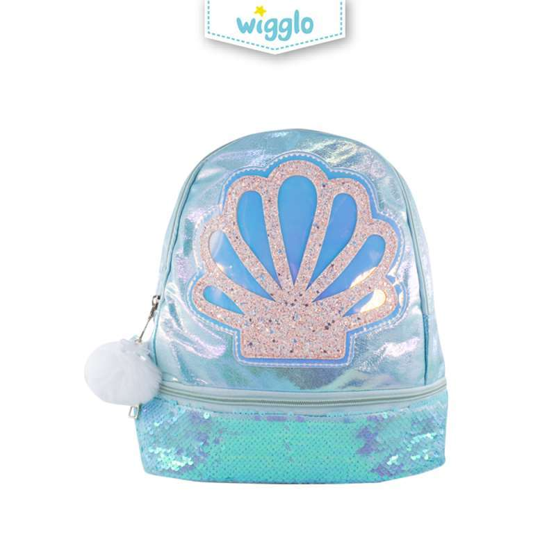 Wigglo Samll Backpack Sea Shell