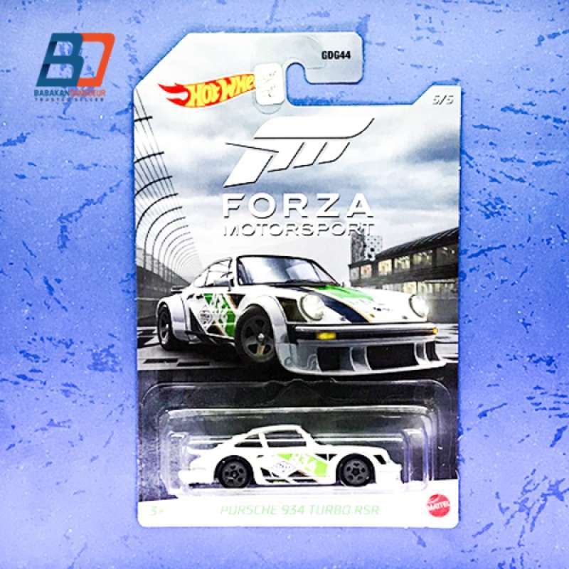 Jual Hot Wheels Forza Motorsport Porsche 934 Turbo Gsr Terbaru Juli 2021 Blibli