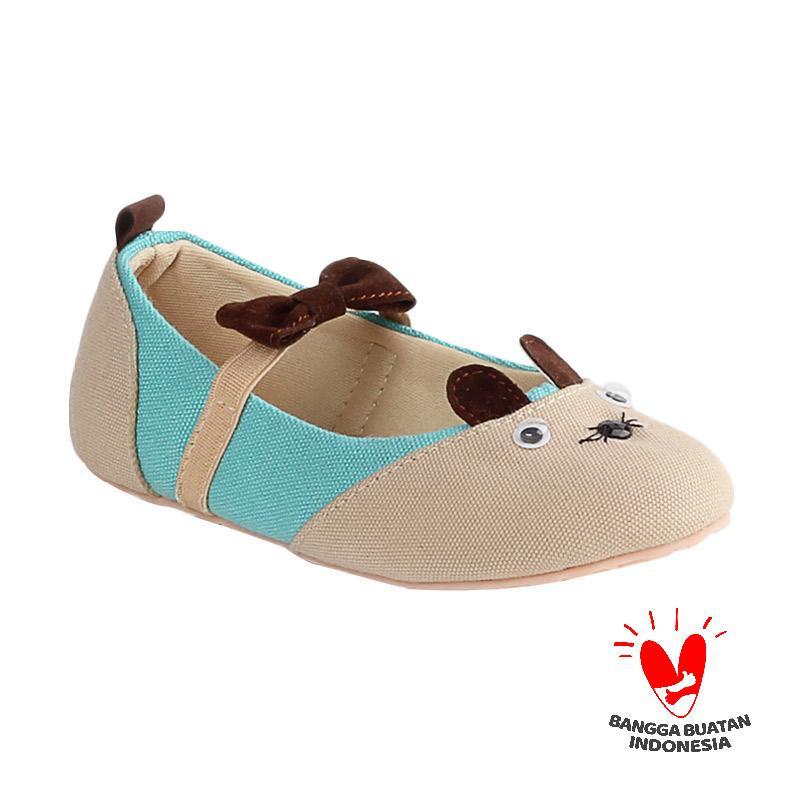 Blackkelly LRA 181 Isabelle Sepatu Flat Anak