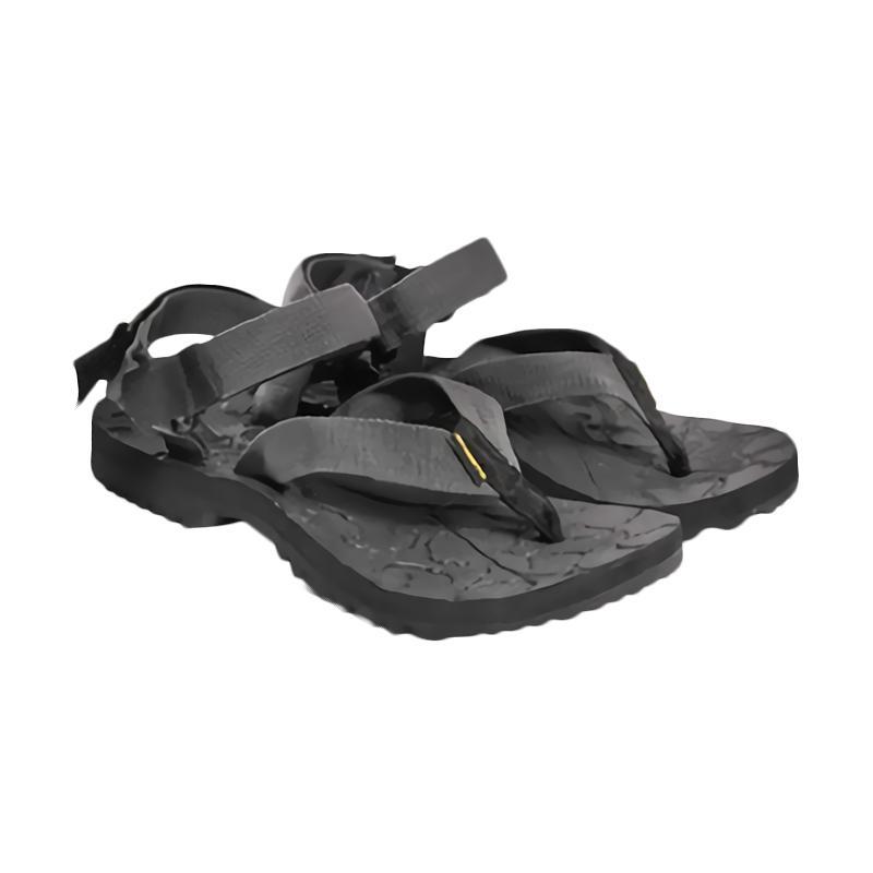 Spiccato SP 506.07 Sandal Pria Casual - Dark Grey