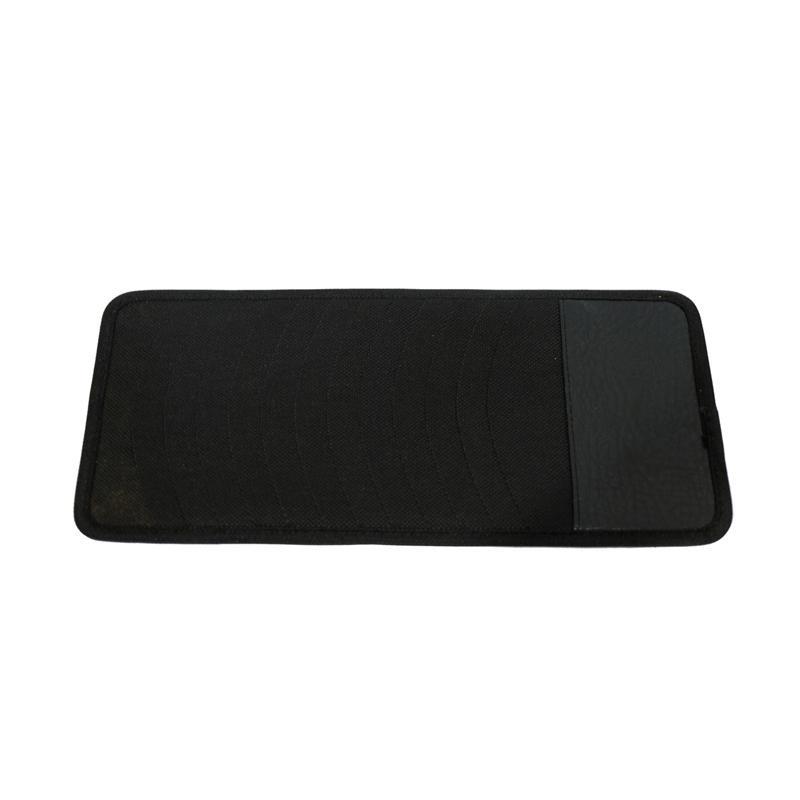 harga Winner Universal Sun Visor CD Case - Black Blibli.com