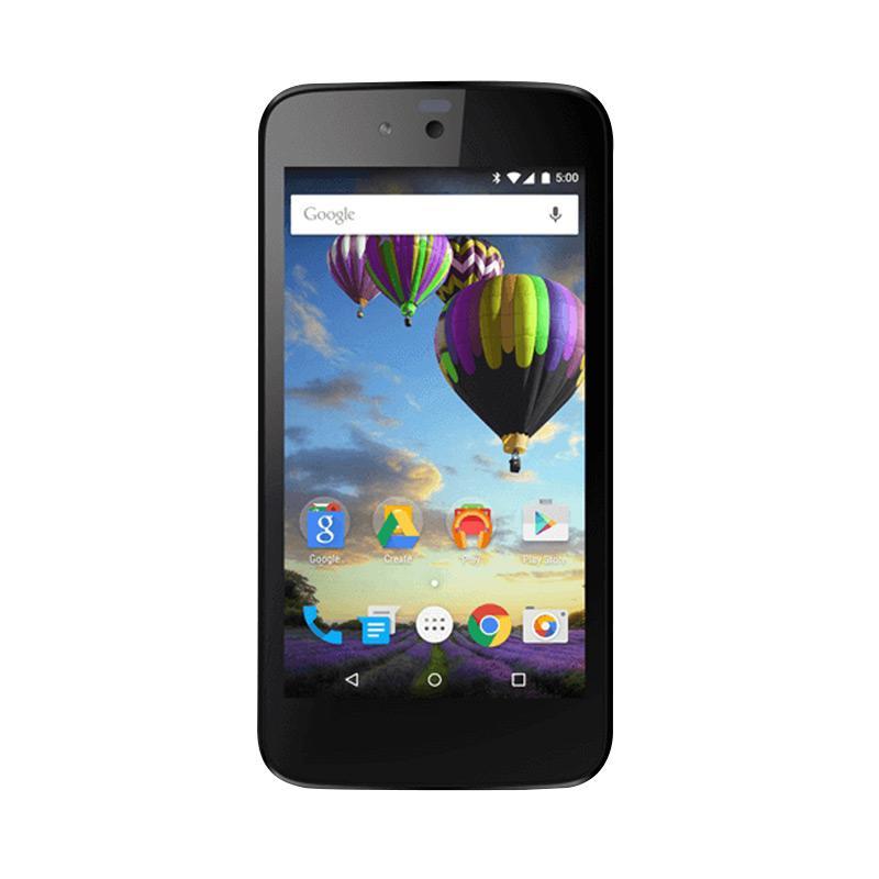 Evercoss One X A65 Smartphone - Grey [8GB/1GB]