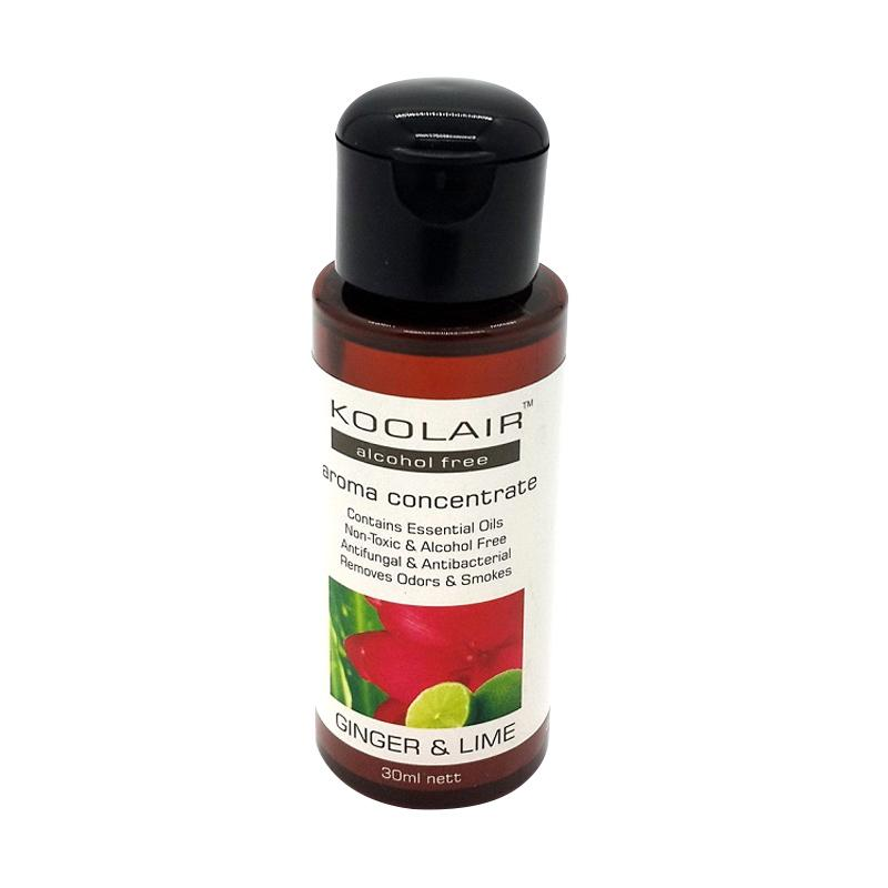 Koolair KA-203 Aroma Solution Oil Aromaterapi [30 mL] - Ginger Lime