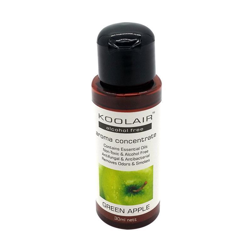 KOOLAIR KA-203 Aroma Solution Essential Oil Aromaterapi - Green Apple [30 mL]