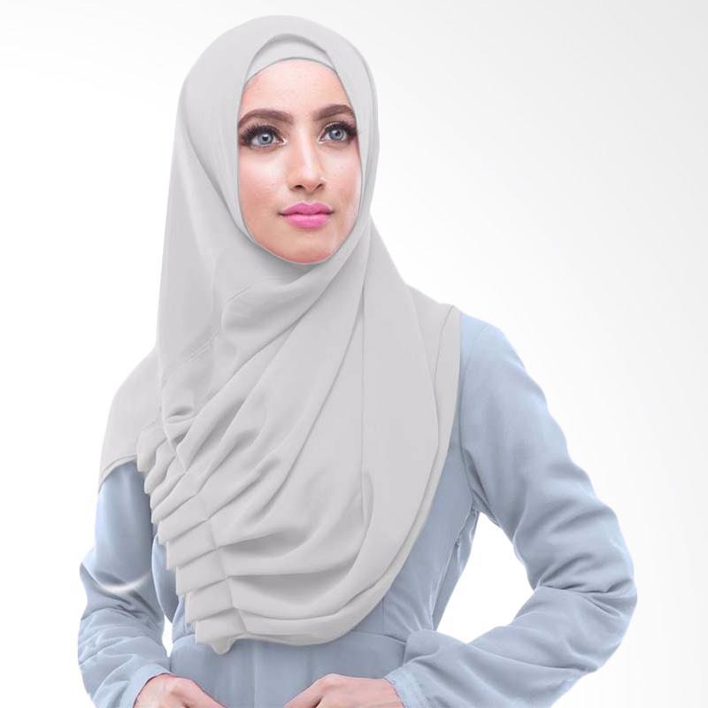 Kus Group Alya Hijab Instant - Silver