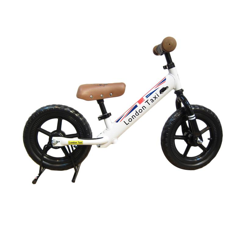 London Taxi Kickbike Sepeda Anak - White