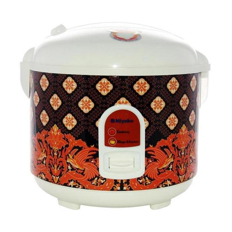 harga Miyako MCM-528BTK Batik Magic Com [1.8 L/3in1] Free EcoBag Blibli.com