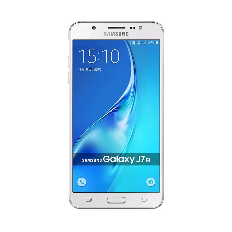 Samsung Galaxy J7 2016 Smartphone - Putih [16 GB] - 9292846 , 15514052 , 337_15514052 , 3075000 , Samsung-Galaxy-J7-2016-Smartphone-Putih-16-GB-337_15514052 , blibli.com , Samsung Galaxy J7 2016 Smartphone - Putih [16 GB]