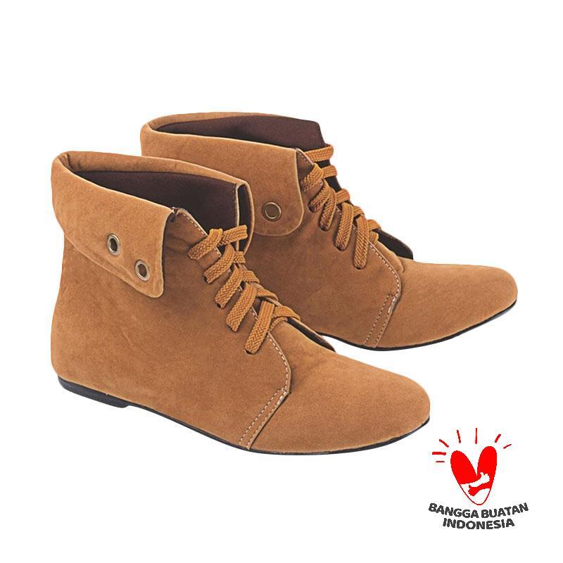 Blackkelly LDG 444 Sepatu Ankle Boots Wanita