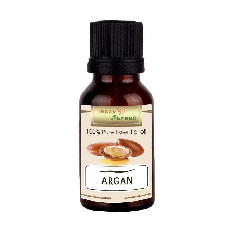 HAPPY GREEN Argan Oil Cosmetic Grade [25 mL]