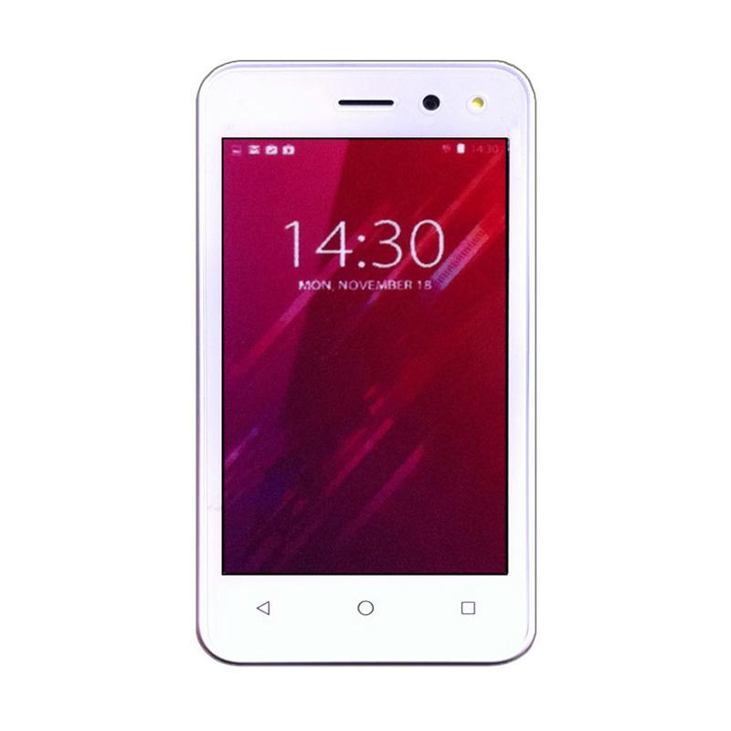 Advan Vandroid I4D Smartphone - Purple [8 GB/4G LTE]