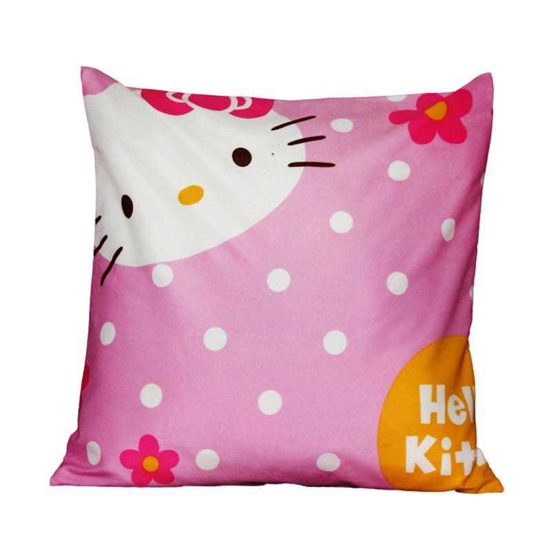 Monalisa Hello Kitty Sarung Bantal Sofa