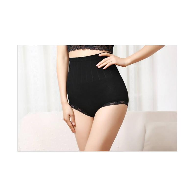 Jual Munafie Slim Pants Celana Pelangsing - Hitam Online - Harga & Kualitas Terjamin | Blibli.com