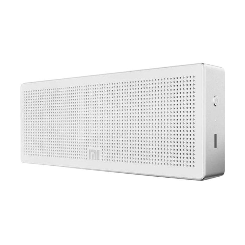 Xiaomi Cube Style Speaker Portable - White