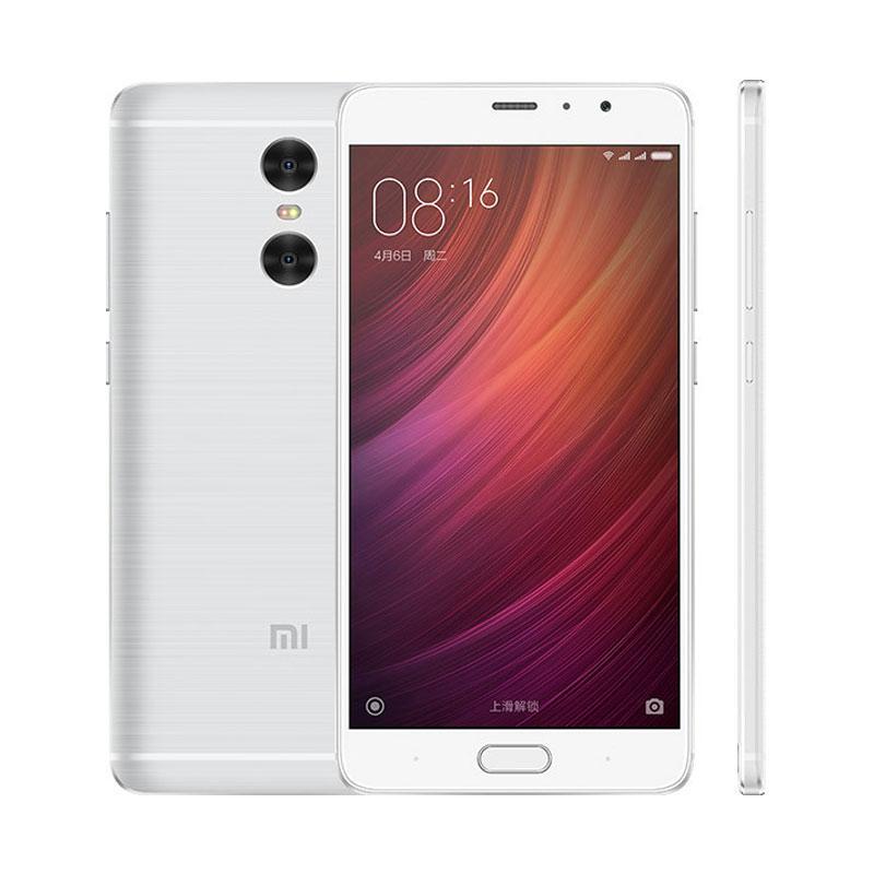 Update Harga Xiaomi Redmi Pro Smartphone – Silver [128 GB/4 GB]