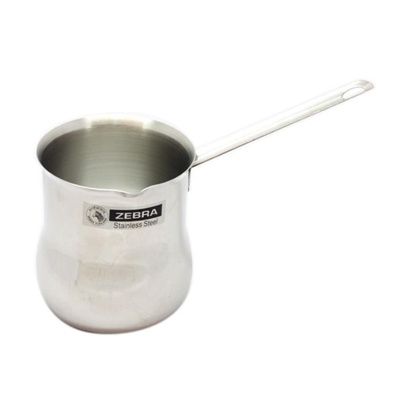 harga Zebra Stainless Arabic Turkey Coffee Pot with Handle [9 cm] Blibli.com