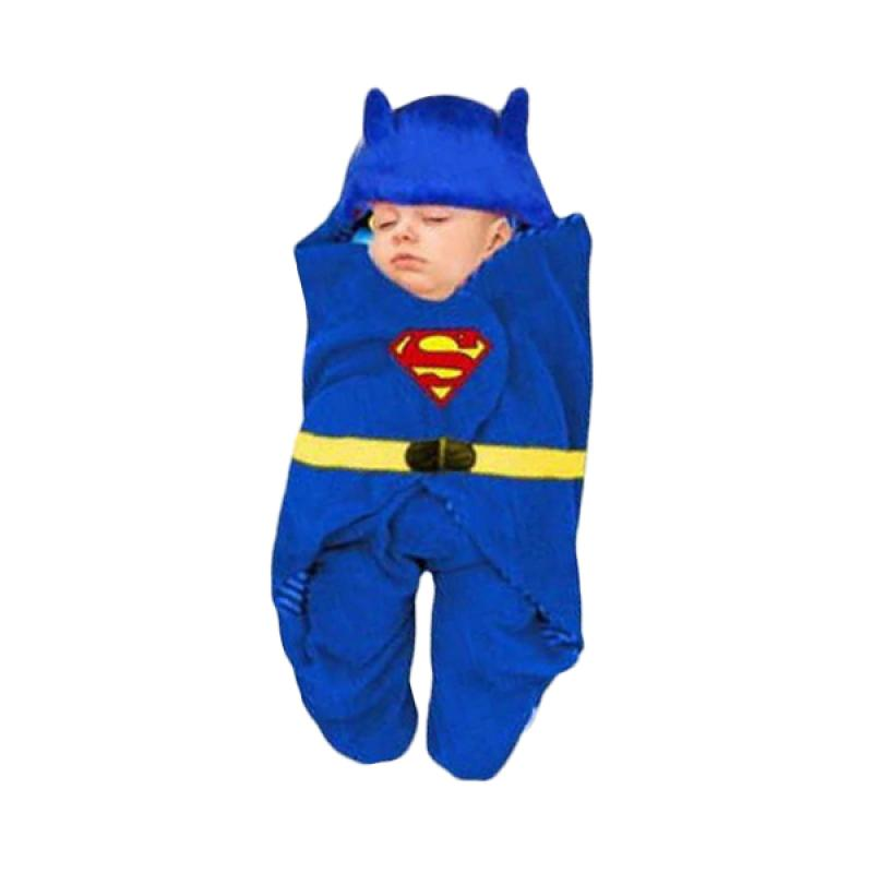 Chloe Babyshop Superman F593 Baby Wrab