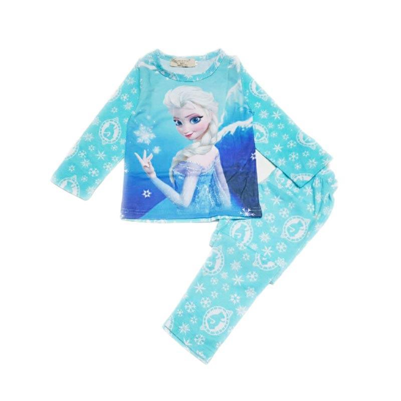 Chloe Babyshop Frozen Elsa F319 Piyama Anak
