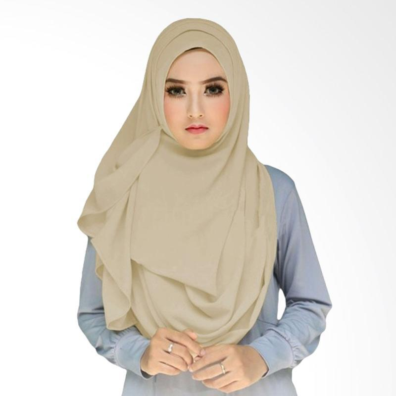 Kus Group Hijab Tazkia Kerudung - Cream