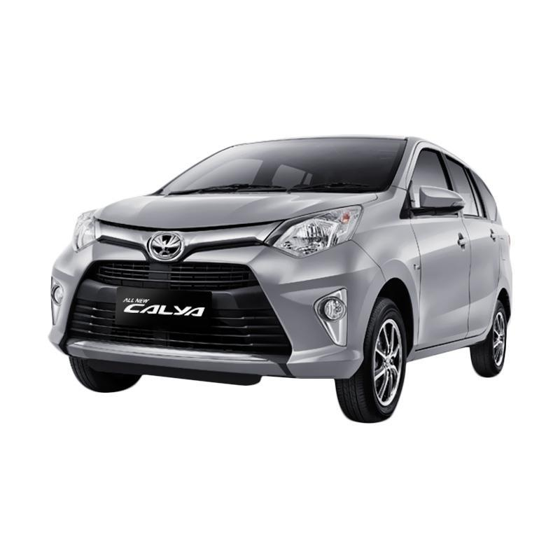 Toyota Calya 1.2 G Mobil - Silver Mica Metallic