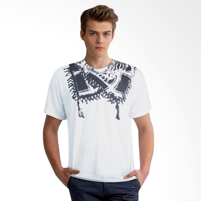 harga Beijing Lu Sorban 3D Unik Kaos Pria- Putih Blibli.com