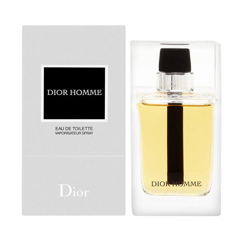 Christian Dior Homme For Men EDT Parfum Pria [100 mL]