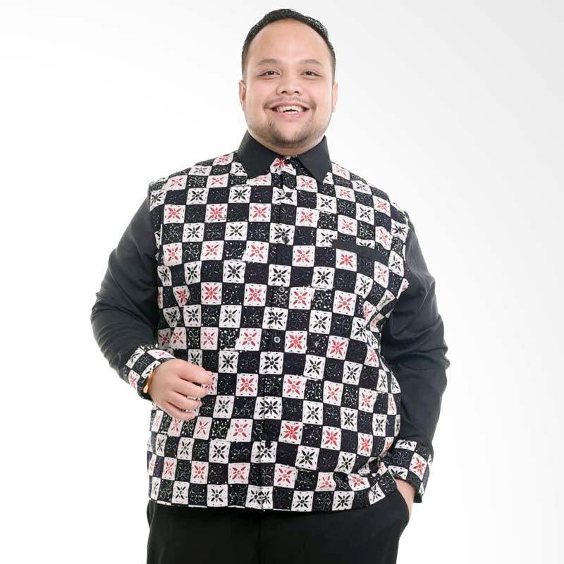 harga WGB Batik Big Size Jumbo Satria Negara Kemeja Pria Blibli.com