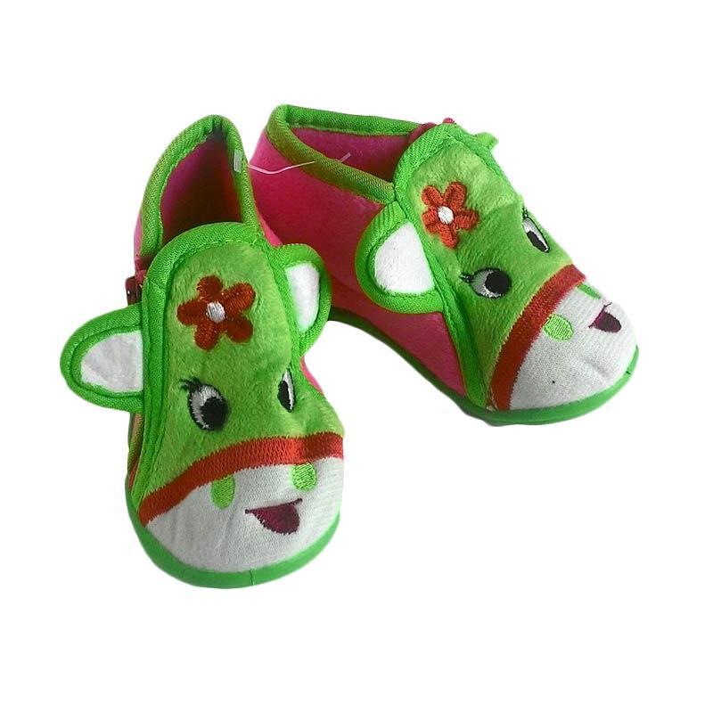 Adora Baby Animal Baby Boots Flower Sepatu Bayi