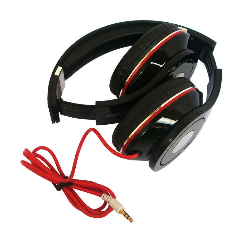 Rp 95,000. Rp 67,000 ( 29 %). Segera Hadir. Deskripsi. Advance MH-031 Extra Bass Stereo Headphone - Hitam. Fitur Produk