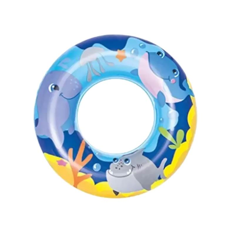Bestway Sea Adventures Swim Ring - Biru