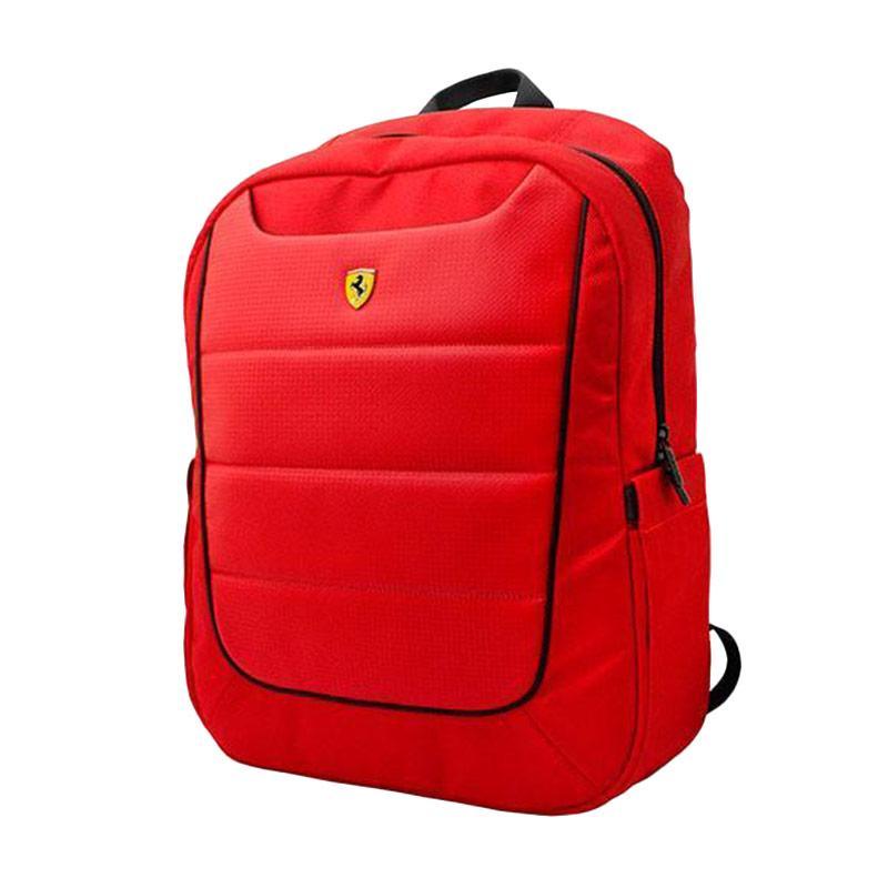 harga Ferrari Backpack Piping Tas Laptop [15 inch/ XL] Blibli.com