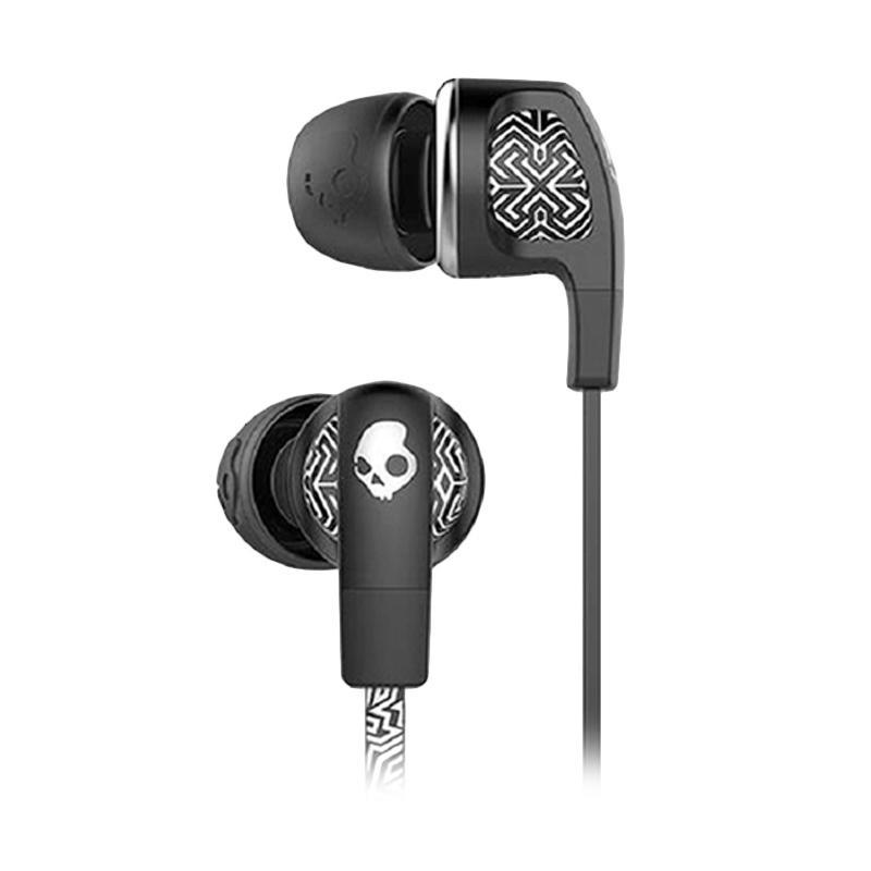 Jual Skullcandy Dime S2PGGY-380 Earphones With Mic+Remote 3.5mm - Hitam Online