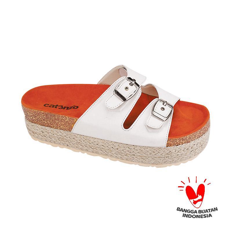 harga Catenzo Giselle AK 822 Sandal Mule Flat Wanita Blibli.com