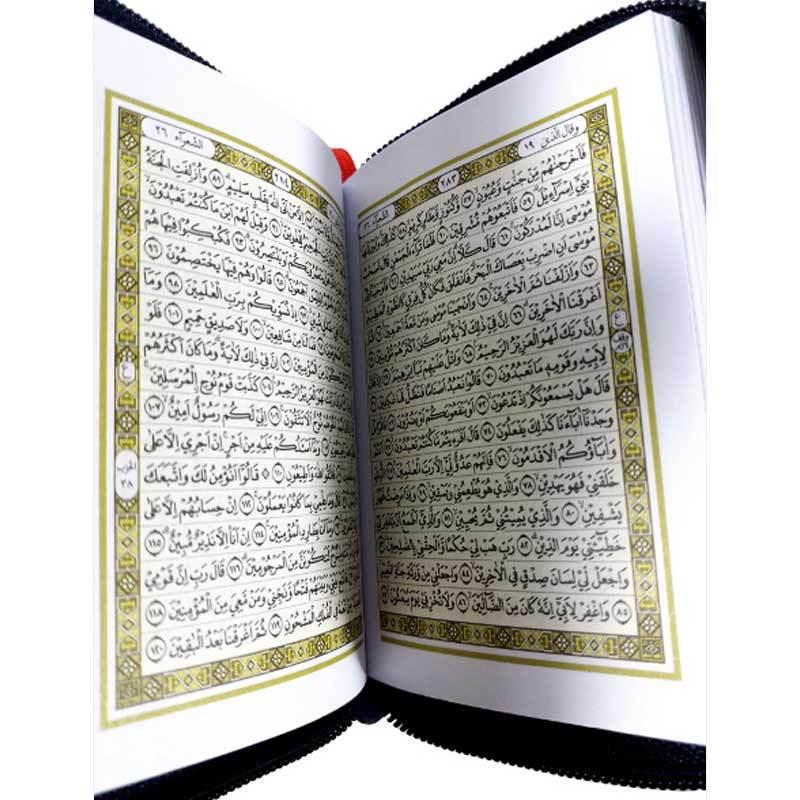 Jual Nabawi Kalamul Ali Al Quran Saku - Biru Dongker Online - Harga & Kualitas Terjamin   Blibli.com