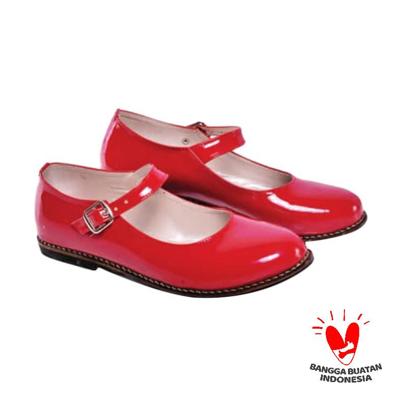Spiccato SP 515.39 Slip On Shoes Wanita - Merah