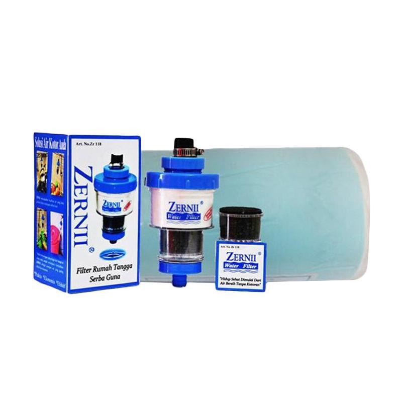 Zernii 1F1C1K (K500) Water Filter [Paket Ekonomis]