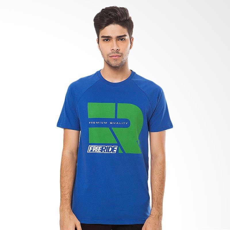 FREERIDE FR Premium Logo Tee T-Shirt Pria Extra diskon 7% setiap hari Extra diskon 5% setiap hari Citibank – lebih hemat 10%