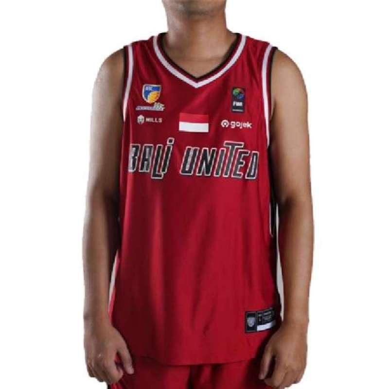 Jual Bali United Basketball Home Jersey 2021 (jkt) Murah Mei 2021   Blibli