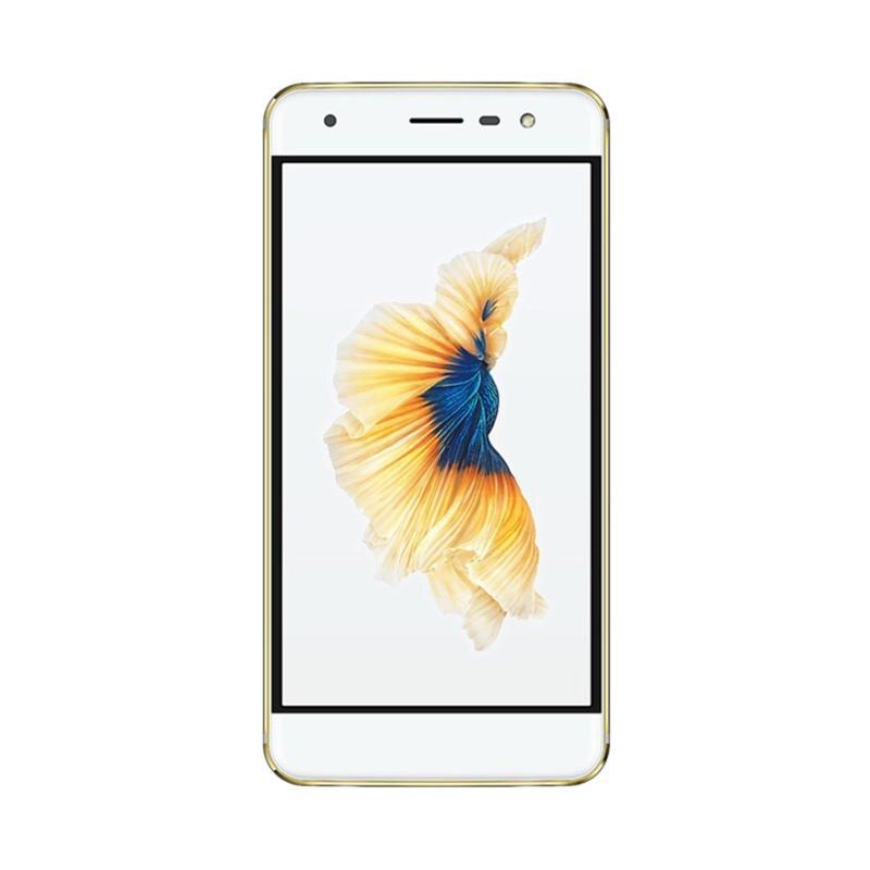 Advan G1 4G LTE Smartphone - Gold [32 GB/3 GB]