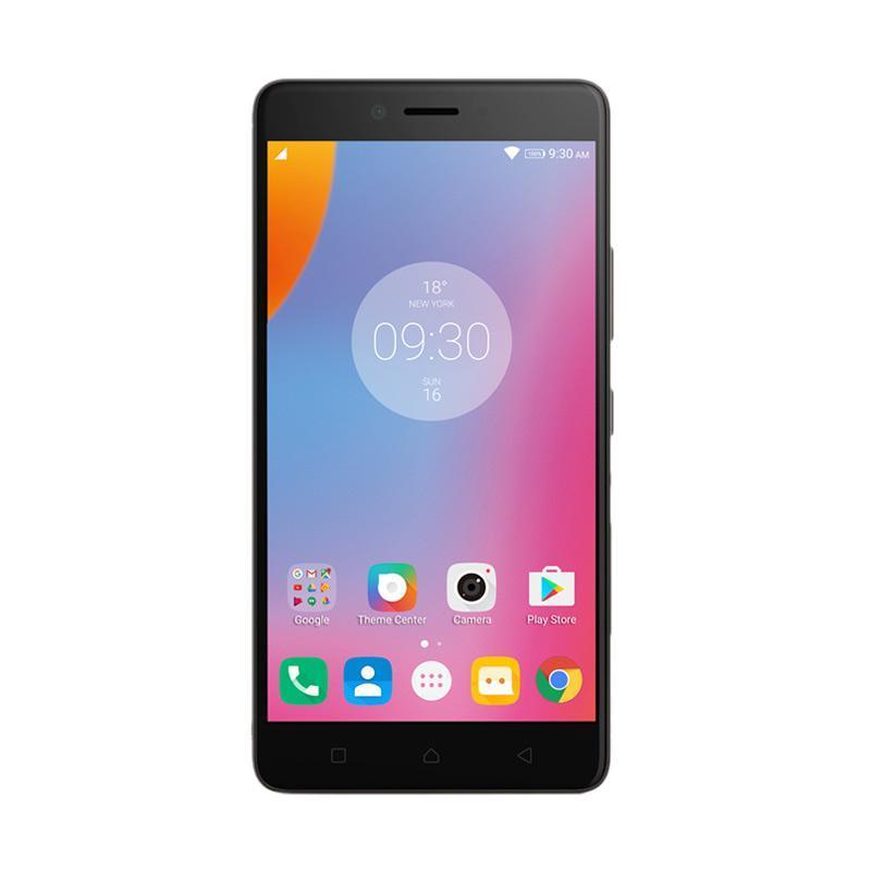 harga Lenovo Vibe K6 Note Smartphone - Grey [32GB/4GB/5.5 Inch] Blibli.com