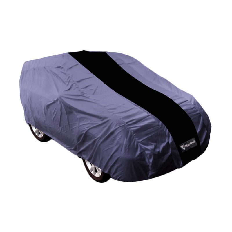 harga Mantroll Cover Mobil for Toyota Kijang LGX-LSX - Abu Abu Strip Hitam Blibli.com