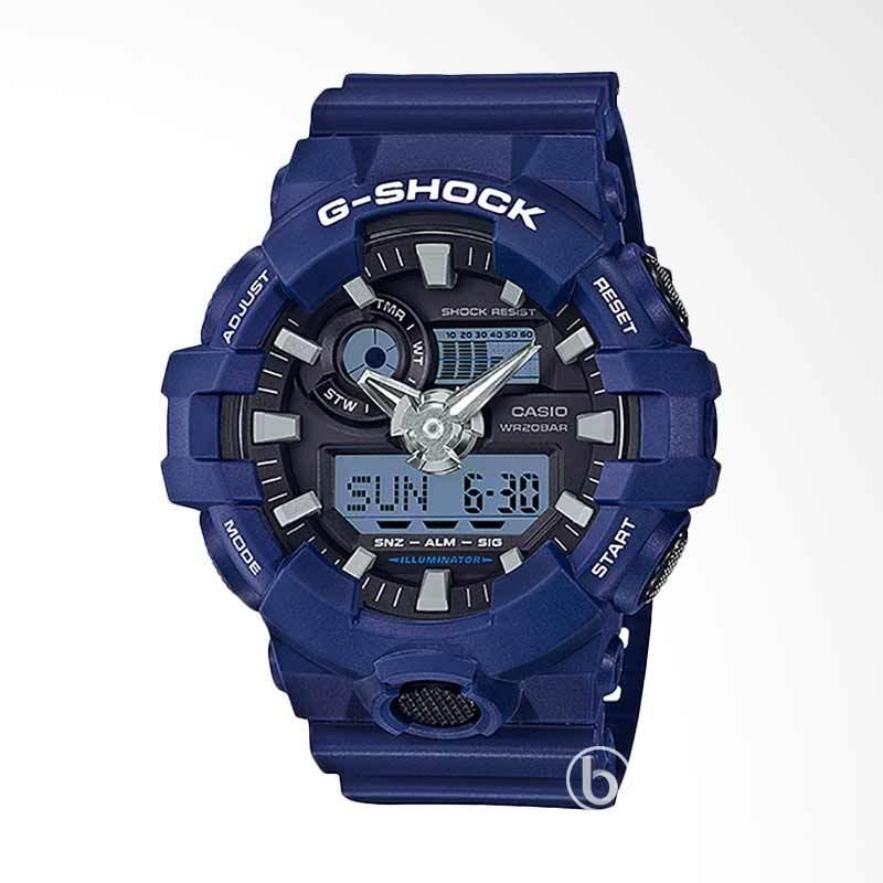 CASIO G-Shock Standard Analog Digital Jam Tangan Pria GA-700-2ADR