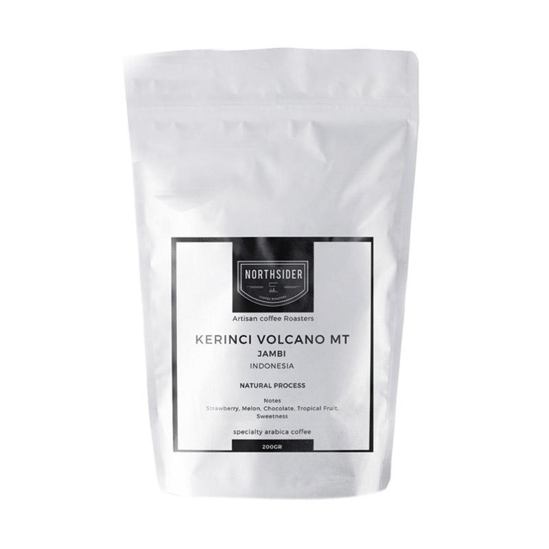 Northsider Kerinci MT Arabica Specialty Coffee Natural Jambi Kopi