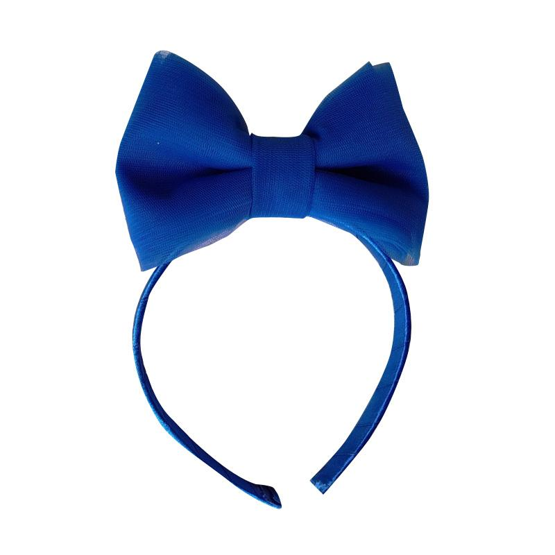 Essentia Minnie Tulle Hairband - Electrik