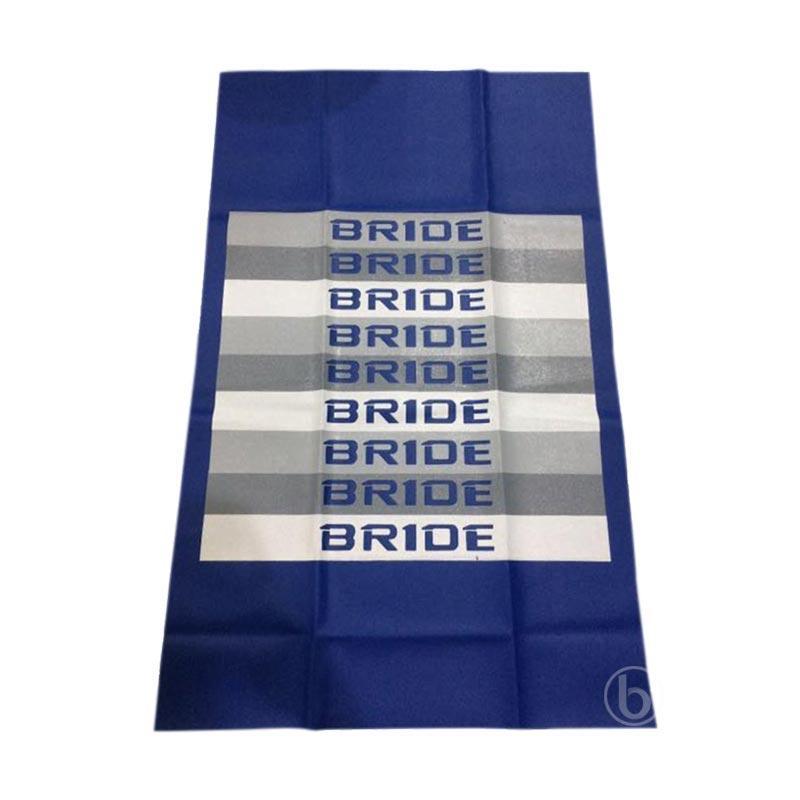 harga SJHOP Sablon Motif BRIDE Kulit Cover Jok Motor - Biru/Putih/Abu Blibli.com