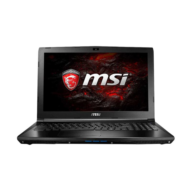 MSi GL62-7QF-1840 Gaming Notebook - Black [Core i7/ Nvidia 2GB/ 1TB/ 4GB]