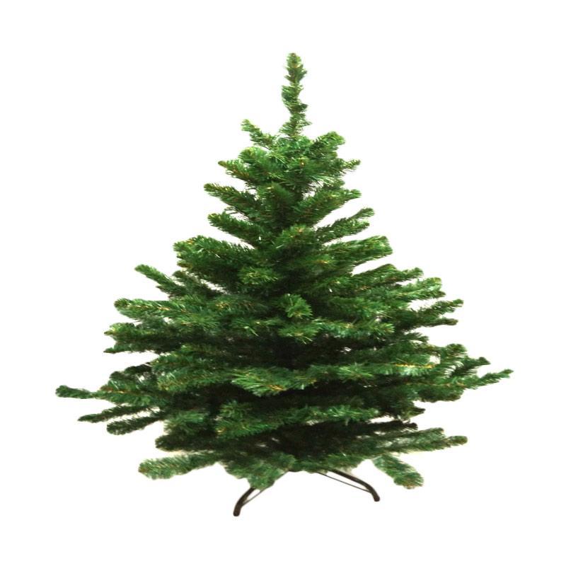 GT Flower Christmas Tree PVC 3512 Pohon Natal [12 Feet]